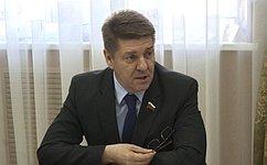 А.Шевченко обсудил сэкспертами вопросы внесения изменений взаконодательство опроизводстве иобороте алкогольной продукции
