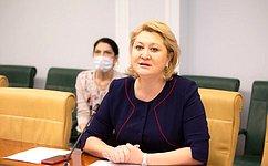 Меры поддержки сферы культуры врегионах должны быть усилены— Л.Гумерова
