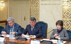 Ю.Воробьев: Российско-щвейцарские межпарламентские связи развиваются стабильно ивпозитивном ключе