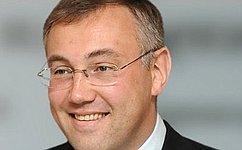И. Кошин принял участие вработе 65-й сессии Северного Совета