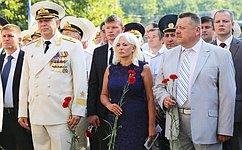 О. Ковитиди: Черноморский флот– это сила игордость России
