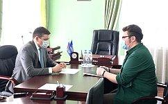Н. Журавлев: При возобновлении работы предприятий требуется соблюдение строгих санитарных требований