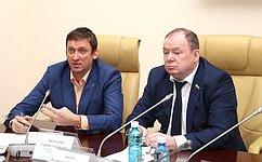 В.Лаптев провел совещание повопросу обеспечения населения Новосибирской области чистой питьевой водой