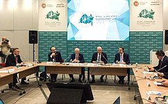 Grigory Karasin: Thepotential ofRussia's region-to-region cooperation with theOIC countries is far from being fully tapped