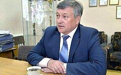 С. Михайлов обсудил реализацию программы комплексного развития сельских территорий Забайкалья