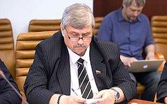 Продолжение работы поповышению социальной защищенности ветеранов– одна изглавных задач парламентариев— М.Козлов