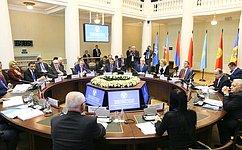 Председатель СФ призвала европейские парламентские организации кактивной совместной работе