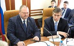 Введение института старост расширяет возможности участия граждан восуществлении местного самоуправления— О.Мельниченко