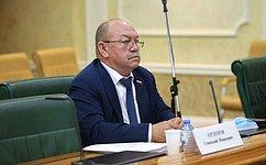 Г. Орденов: Создается правовая база для совместных инвестиционных проектов внефтегазовой отрасли России