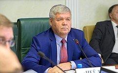 Комитет СФ поэкономической политике поддержал установление порядка применения закона обиностранных инвестициях вКрыму