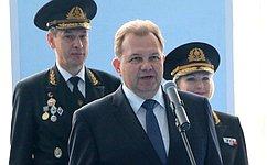 В.Павленко поздравил курсантов с236-й годовщиной основания Арктического морского института им. Воронина