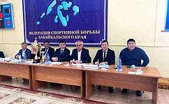 Б. Жамсуев: Молодое поколение спортсменов показало борцовский дух победы— побеждать инесдаваться
