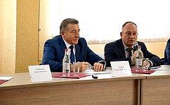 С. Лукин: Строительной отрасли нужны молодые специалисты