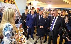 Дни Кировской области прошли вСовете Федерации