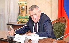 В. Бекетов: ВЗаконодательном Собрании Краснодарского края обсудили предложения повнесению изменений вЖилищный кодекс РФ