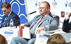 О.Мельниченко: Государственно-частное партнерство— важный инструмент участия частного капитала врешениях социальных задач