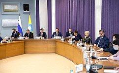 Совет Федерации готов оказывать всестороннюю поддержку вреализации индивидуальной программы Калмыкии— И.Абрамов