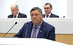 Обновлен состав Временной комиссии СФ помониторингу экономического развития