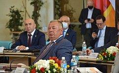 Вадим Николаев: Проекты посоциально-экономическому развитию Чувашии получат федеральную поддержку
