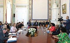 Подписано Соглашение осотрудничестве между Советом Федерации иСенатом Парламента Экваториальной Гвинеи