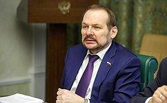 С. Белоусов: Своевременная корректировка законодательства— залог успеха развития региона