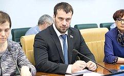 Э. Исаков принял участие ввыездном совещании Экспертного совета пофизической культуре испорту при профильном Комитете СФ