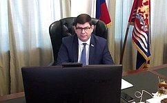 В. Смирнов принял участие воII Международной научно-практической конференции «Диалог культур ицивилизаций»