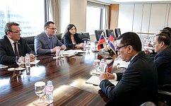 Н.Федоров: Камбоджа является давним, испытанным партнером России вЮго-Восточной Азии