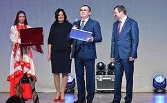 Н.Федоров принял участие вмероприятиях, посвященных 55-летию Чебоксарского кооперативного института