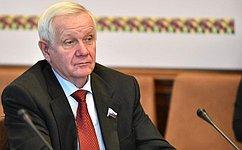 В. Марков: Приоритетный национальный проект «Образование» очень важен для стратегического развития страны