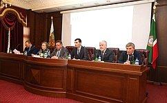 В.Тимченко: Работа врегионах наиболее эффективна для учета интересов субъектов при принятии федеральных законов