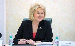 Л. Гумерова: ВБашкортостане планируется создание Евразийского научно-образовательного центра мирового уровня