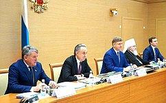 Ю. Воробьев принял участие взаседании Совета поделам казачества при Президенте Российской Федерации