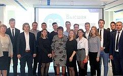 Л. Глебова: «Вы совершили переворот вобразовательной системе»