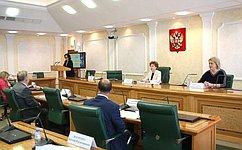 Г. Карелова: Необходимо совершенствовать законодательство онародных художественных промыслах