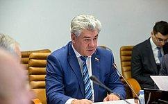Комитет СФ пообороне ибезопасности обсудил законодательное обеспечение развития Вооружённых Сил