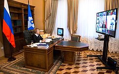 Valentina Matviyenko: TheCIS Interparliamentary Assembly was held during this difficult period