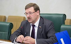Сенаторы обсудили возможность упрощения визового режима для преподавателей истудентов, изучающих русский язык