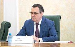 Н.Федоров принял участие вторжественном собрании, посвященном 95-летию органов прокуратуры Чувашии