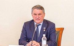 Ю.Воробьев: Декларации одоходах ирасходах сенаторов опубликованы насайте Совета Федерации