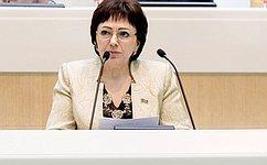 Е.Бибикова: Проблема изменения климата– это нетолько научная, ноиэкономическая, иполитическая проблема