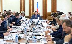 Изменения взакон обобщих принципах организации МСУ поддержаны назаседании профильного Комитета Совета Федерации
