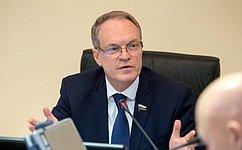 Цифровая экономика должна стать драйвером развития российских регионов— А.Башкин
