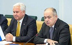 И.Умаханов: Совет Федерации уделяет большое внимание развитию российско-ливанских экономических иторговых связей