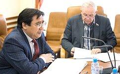 Вопросы развития Дальнего Востока иАрктики находятся под контролем Совета Федерации– А.Акимов