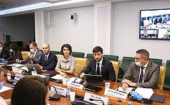 ВСовете Федерации обсудили социально-экономические вопросы последствий банкротства