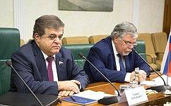 В. Джабаров: Между парламентариями России иЮжной Кореи сложились рабочие идружеские отношения