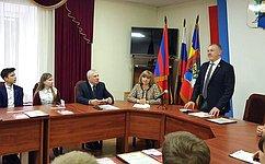 С. Горняков: Получение паспорта гражданина РФ– знаковый момент вжизни каждого молодого человека
