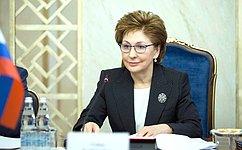 Г. Карелова: Республика Корея– важный иперспективный партнер России вАТР