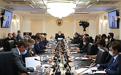 О. Мельниченко: Входе «правительственного часа» мы планируем рассмотреть вопрос обисполнении проектов всферах жилья иразвития городской среды